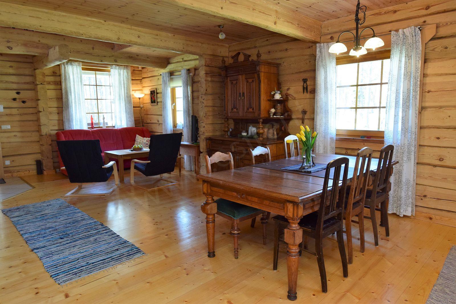 Ferienhaus -Mändjala/Juhani » Kaarma vald » Saaremaa » Estland
